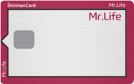 신한카드 Mr.Life